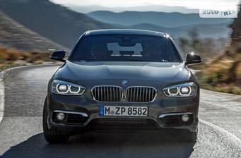 BMW 1 Series (3 двери) 125d AT (224 л.с.) 2017
