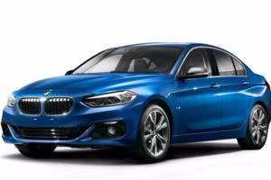 BMW 1-series F52 Седан