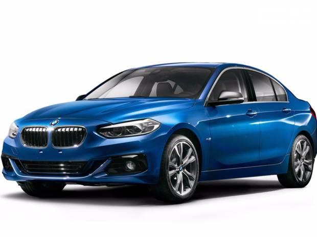 BMW 1 Series F52 Седан