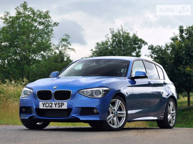 BMW 1 Series F20 Хетчбек