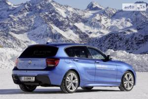 BMW 1-series F20 Хетчбек
