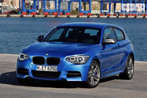 BMW 1 Series F21 Хэтчбек