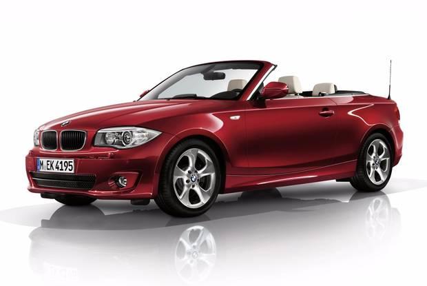 BMW 1 Series E88 (рестайлинг) Кабріолет