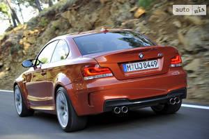 BMW 1-series E82 (рестайлінг) Купе