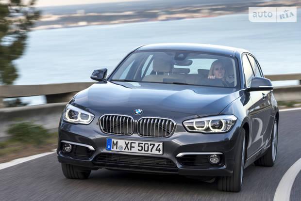 BMW 1 Series F20 (рестайлінг) Хэтчбек
