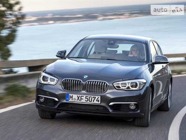 BMW 1 Series F20 (рестайлінг) Хетчбек