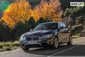 BMW 1-series F21 (рестайлінг) Хетчбек