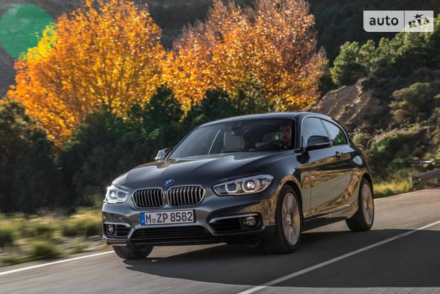 BMW 1 Series F21 (рестайлінг) Хэтчбек