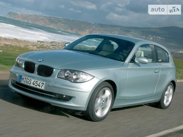 BMW 1 Series E81 Хетчбек