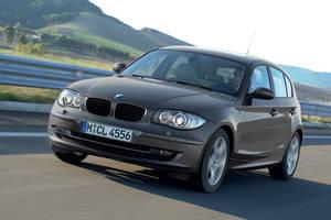 BMW 1-series E87 рестайлинг Хетчбек