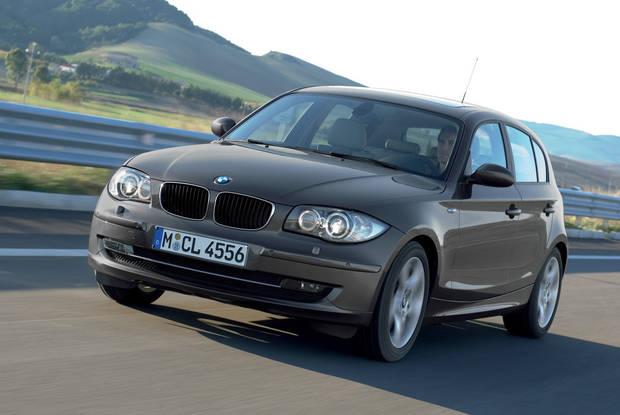BMW 1 Series E87 рестайлинг Хетчбек