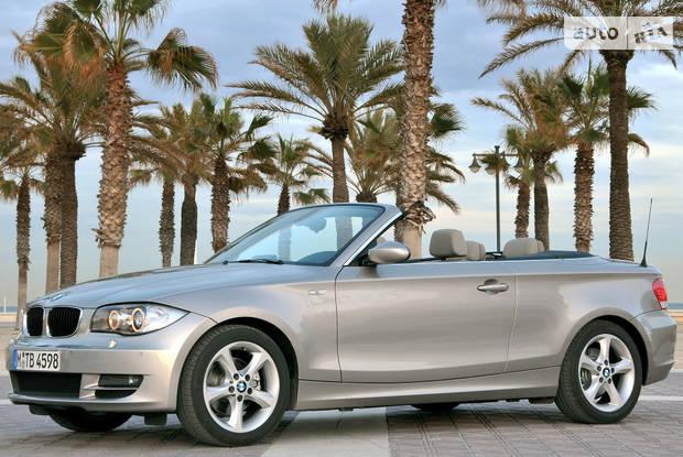 BMW 1 Series E88 Кабріолет