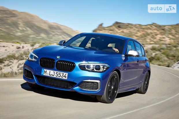 BMW 1 Series F20 (2 рестайлинг) Хетчбек