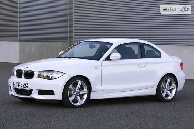 BMW 1 Series E82 Купе