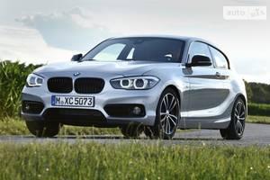 BMW 1-series F21 (2 рестайлинг) Хэтчбек