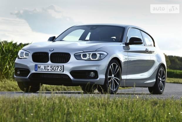 BMW 1 Series F21 (2 рестайлинг) Хэтчбек