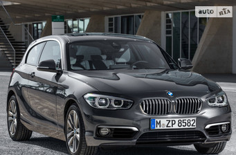 BMW 1 Series (3 двери) 125d AT (224 л.с.)  2016