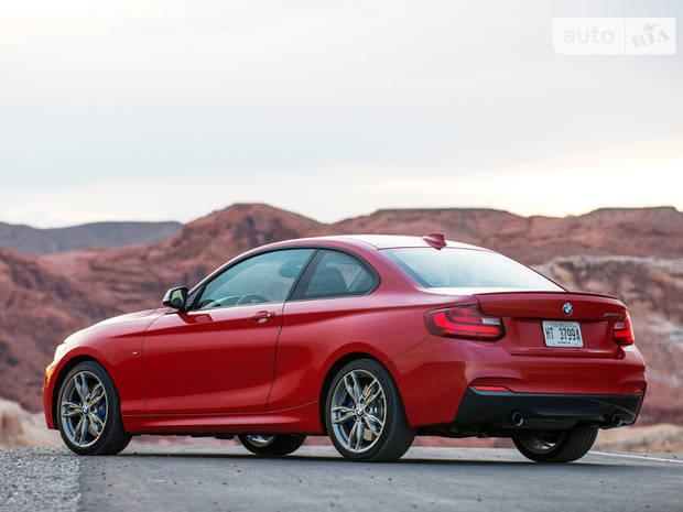 BMW 2 Series F22 Купе