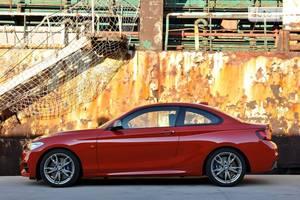 BMW 2-series F22 Купе