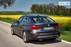 BMW 3-series-gt F34 (рестайлінг) Хэтчбек