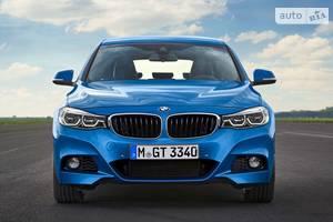 BMW 3-series-gt F34 (2 рестайлинг) Хэтчбек
