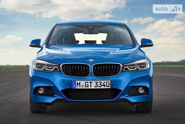 BMW 3 Series GT F34 (2 рестайлинг) Хетчбек