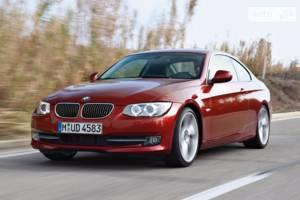 BMW 3-series E92 (рестайлінг) Купе