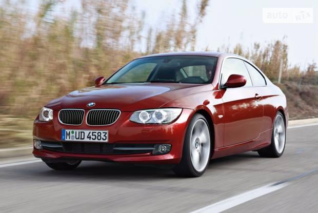 BMW 3 Series E92 (рестайлінг) Купе