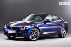 BMW 3-series F30 (рестайлінг) Седан