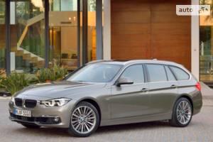 BMW 3-series F31 (рестайлінг) Універсал