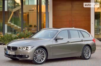BMW 3 Series F31 340i AT (326 л.с.) xDrive 2017