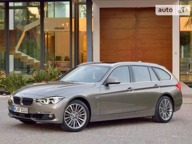 BMW 3 Series F31 (рестайлінг) Універсал