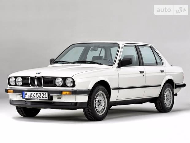 BMW 3 Series E30 Седан
