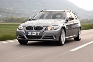 BMW 3-series E91 (рестайлинг) Універсал