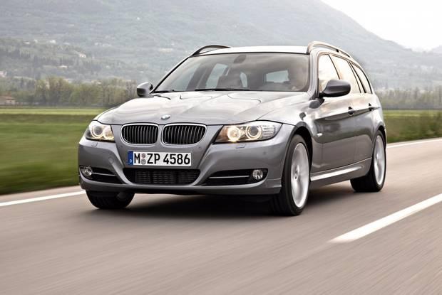 BMW 3 Series E91 (рестайлинг) Универсал