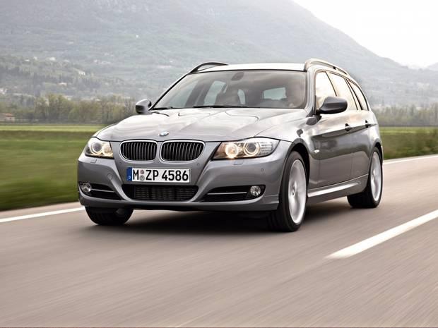 BMW 3 Series E91 (рестайлинг) Універсал
