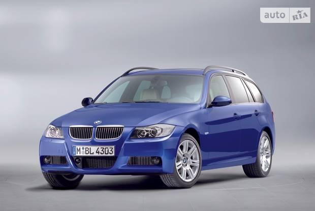 BMW 3 Series E91 Універсал
