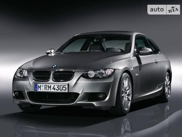 BMW 3 Series E92 Купе