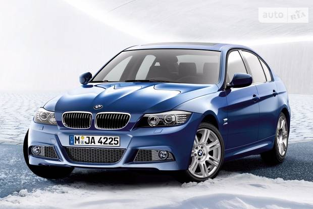 BMW 3 Series E90 (рестайлинг) Седан