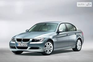 BMW 3-series E90 Седан