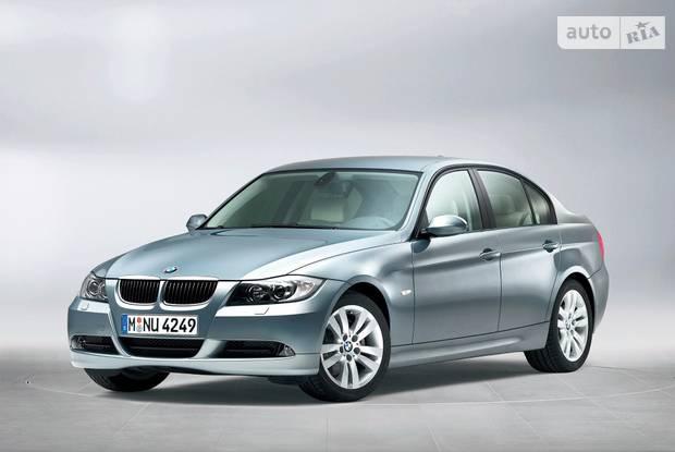 BMW 3 Series E90 Седан