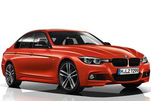 BMW 3-series F30 (2 рестайлинг) Седан