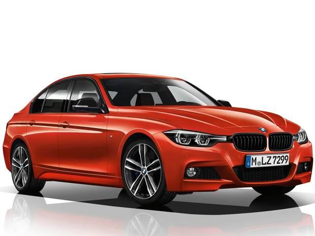 BMW 3 Series F30 (2 рестайлинг) Седан