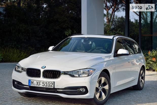 BMW 3 Series F31 (2 рестайлинг) Универсал