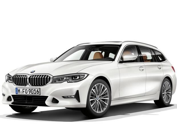 BMW 3 Series G21 Універсал