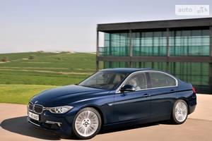 BMW 3-series F30 Седан
