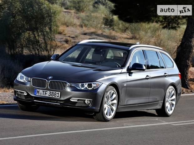 BMW 3 Series F31 Універсал