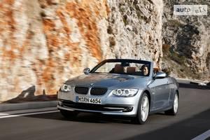 BMW 3-series E93 (рестайлінг) Кабріолет