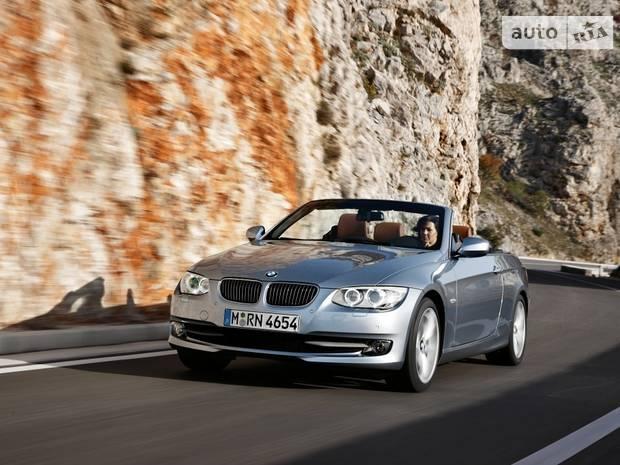 BMW 3 Series E93 (рестайлінг) Кабріолет