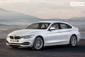 BMW 4-series-gran-coupe F36 Лифтбэк